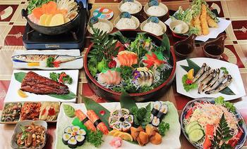 上野日本料理(含光北路店)-美团