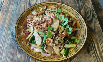 新万州烤鱼(宝轮店)-美团