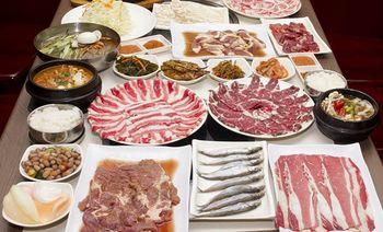 佰万席芝士肋排韩式料理-美团