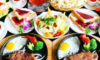 美语咖啡主题餐厅(东新店)-美团