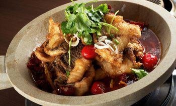 巴乡石锅鱼(安定门店)-美团