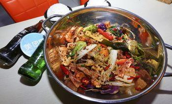 聚英米线麻辣香锅-美团