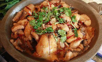 川江石锅鱼(万科路店)-美团