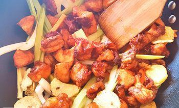 叶子干锅-美团