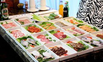 百度烤肉(罗宾森广场店)-美团