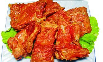 东北酱骨头炖菜馆(中央路店)-美团