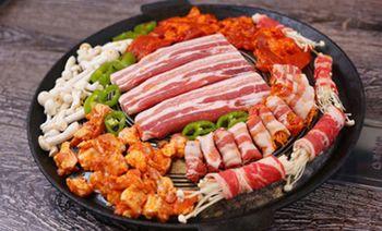 韩舍大锅盖烤肉-美团