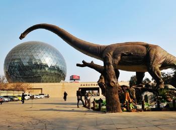 陕西自然博物馆-美团