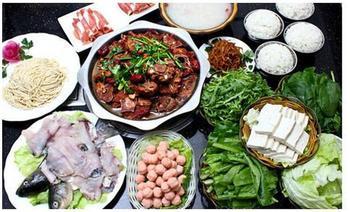 胡羊排烧烤火锅复合餐厅-美团