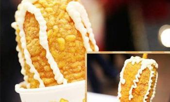 脆皮玉米-美团