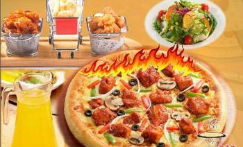 民先生披萨店(福佳店)-美团
