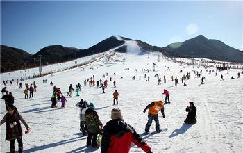 北京渔阳国际滑雪场-美团