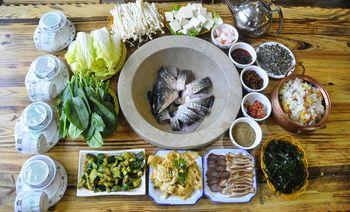 云南仙湖草帽石锅鱼-美团