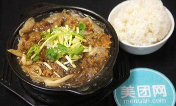 砂锅炖菜-美团