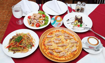 小街风情意大利餐厅-美团