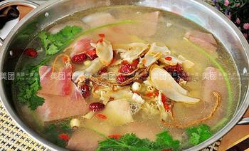 蓉宴云南天麻火腿鸡-美团