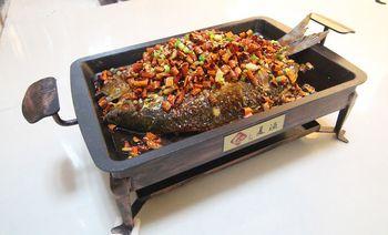 夏渔炭火烤鱼(品百川)-美团