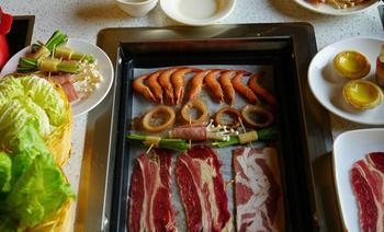 优乐烤涮海鲜自助餐厅(商城路店)-美团