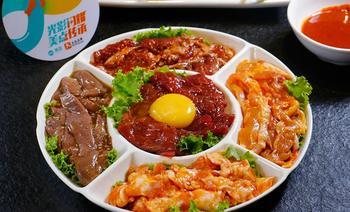 韩牛家炭火烤肉-美团