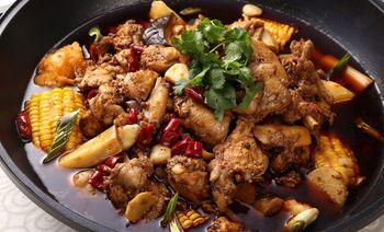 乐膳盆盆鸡-美团