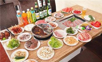 韩式烧烤自助火锅(阳光美食城)-美团