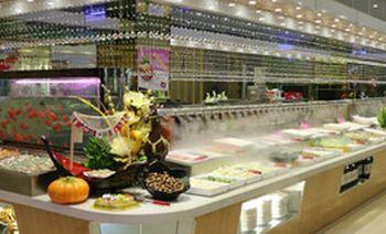 金福海自助餐厅(龙凤园店)-美团