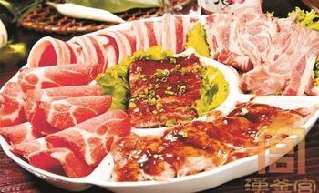 汉釜宫韩式自助烤肉(大新店)-美团