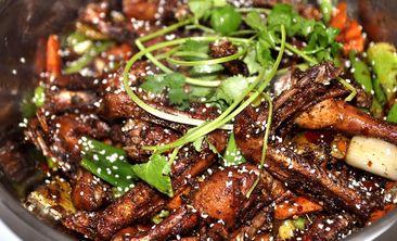 天府干锅鹅翅沸腾鱼-美团