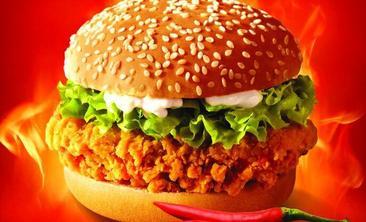 克洛克炸鸡汉堡-美团