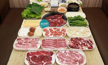金川韩式烤肉-美团