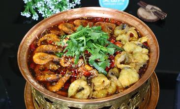鱼中虾私房菜-美团