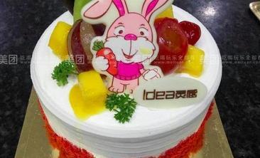 灵感蛋糕-美团