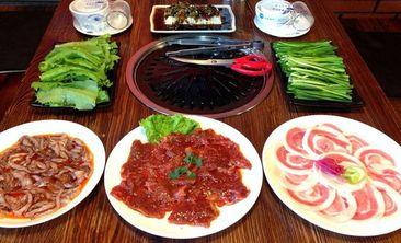 牛尚元正统韩国烤肉-美团