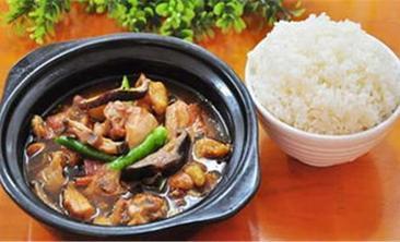 熘香煲黄焖鸡米饭-美团