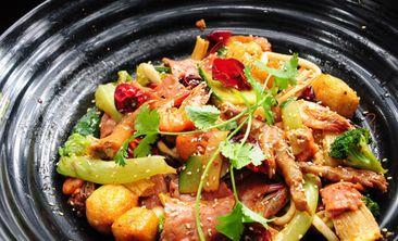 龍腾园巫山烤鱼麻辣香锅-美团