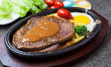 台北帮厨牛排自助沙拉吧-美团