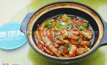 润仟祥黄焖鸡米饭-美团