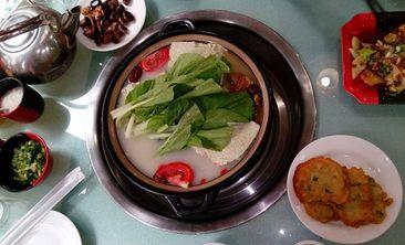 客家石磨豆花养生连锅汤-美团
