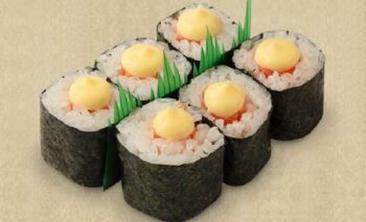 卷卷握寿司-美团