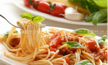 红番茄西餐厅-美团