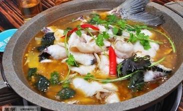 九洲石锅鱼-美团