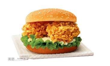 美可士炸鸡汉堡-美团