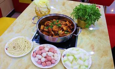 香辣虾火锅·抓虾-美团