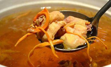 农家土鸡煲-美团