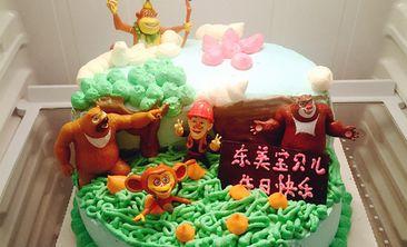 7彩蛋糕-美团