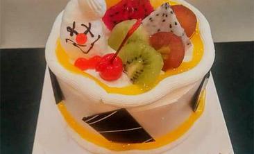 仟吉私人订制创意蛋糕-美团