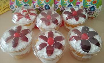 香满溢蛋糕-美团