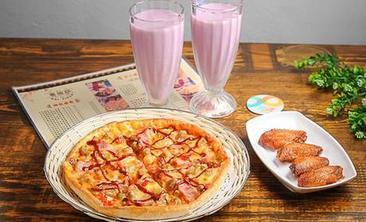 时光小屋披萨店-美团