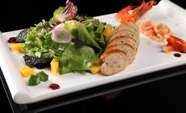 秋渔主食沙拉-美团