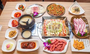 食客村韩式料理烤肉-美团